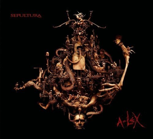 A-Lex [Deluxe Digipak] by Sepultura