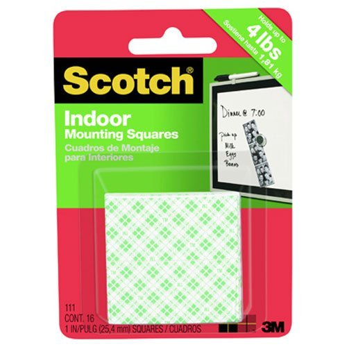 scotch-permanent-mounting-squares-16-squares-per-pack-254mm-x-254mm