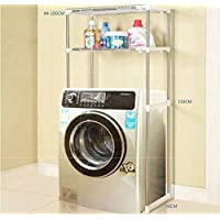 Washing Machine Racks Bathroom Storage System