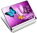 MySleeveDesign Notebook Skin Aufkleber Folie Sticker für Geräte der Größe 10,...