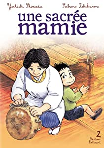 Une sacrée mamie Edition simple Tome 2