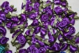 púrpura 10mm cinta de satén rosa 100 unidades adornos de papelería para scrapbooking
