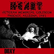 Veterans Memorial Coliseum Phoenix, Arizona, 1981 (Doxy Collection, Remastered, Live on Fm Broadcasting)