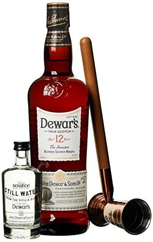 Dewar's True Scotch 12 Jahre mit Geschenkpackung (1 x 0.7 l)