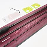 FTD - 13ft / 3.9m DRENNAN RED RANGE (FLOAT) Carbon Fishing Rod (The All Rounder) also comes with 20 FTD Barbless Hooks to Nylon