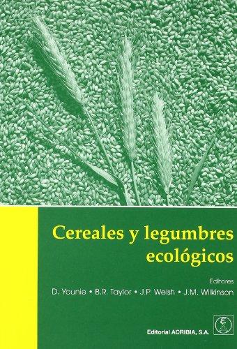 Cereales y legumbres ecológicos