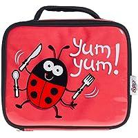 Bugzz Lunch Ladybug Bag - Red preisvergleich bei kinderzimmerdekopreise.eu