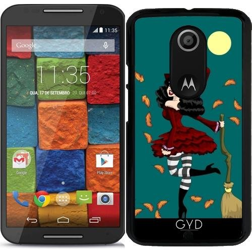 DesignedByIndependentArtists Hülle für Motorola Moto X (Génération 2) - Witched Werden! by AnishaCreations
