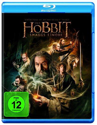Bild von Der Hobbit: Smaugs Einöde [Blu-ray] ultraviolett