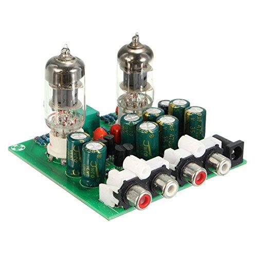 Preisvergleich Produktbild bestweekend 6J1Ventil Preamp Tube Röhre Vorverstärker Board Musical Fidelity x10-d Circuit