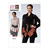 Vogue Patterns 1430 OS Sizes A/ B/ C/ D/ E/ F/ G/ H/ for sale  Delivered anywhere in UK