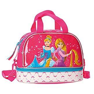 Disney Las Princesas Bolso Make Up Adaptable El Trolley Bag Bolsos Neceser Vanity Estuche