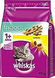 Whiskas Trocken Indoor mit Huhn 950 g, 1-er Pack (1 x 950 g)