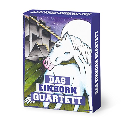 Quartett.net QUAI030 Das Einhorn Quartett