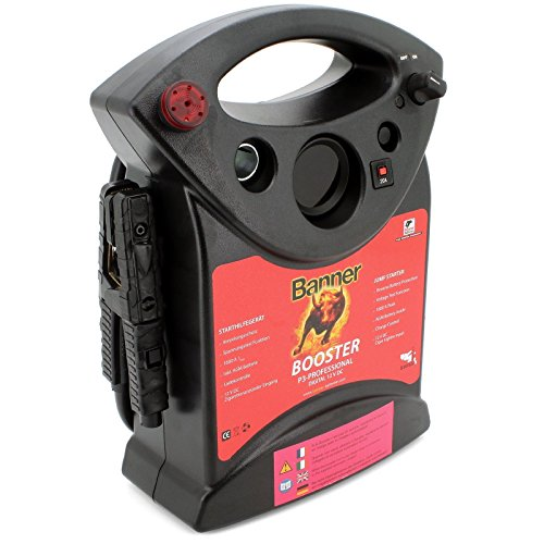 12 Booster (Starthilfe Booster P3-Professional 12 Volt)