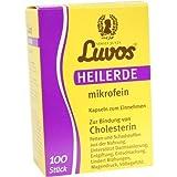 LUVOS Heilerde mikrofein Kapseln 100 St Kapseln