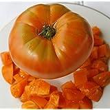 AGROBITS 20 TomatoAMANA NARANJA herencia Vegable Orgánica - Swe y delicioso