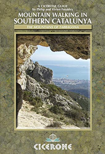 Mountain Walking in Southern Catalunya. Cicerone. (Cicerone Guide)
