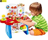 #10: Zest 4 toyz 34 Pcs Kids Mini Market, Supermarket Pretend with Light and Sound - 34 Pcs Set.(Assorted)