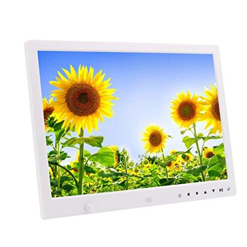 13-Zoll-High-Definition-Body-Sensing-Video-Player Multi-Funktions-Front-Touch-Screen-Taste Körper Wahrnehmung hochauflösenden Bildschirm digitaler Bilderrahmen 1280 * 800 - - Multimedia-digital-speicher