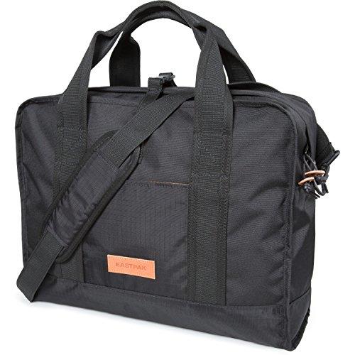 Eastpak Swason Bolso Bandolera, Diseño Merge, Color Negro