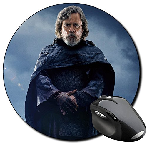 Star Wars Los Ultimos Jedi The Last Jedi Mark Hamill Luke Skywalker Alfombrilla...