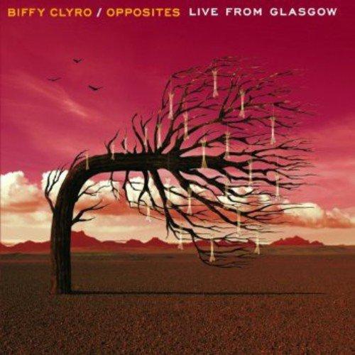 Biffy Clyro: Opposites-Live from Glasgow (Audio CD)
