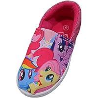 W Lamb My Little Pony Ragazze slittamento Su Scarpe Di Tela