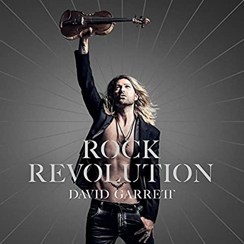 David Garrett: Rock Revolution [CD]