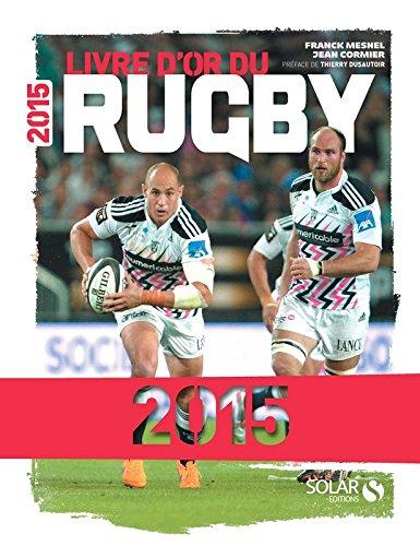 Livre d'or du rugby 2015
