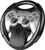 Speedlink Rapid Lenkrad-Aufsatz für den Controller der Playstation 3/PS3 (Gampad-Erweiterung für Rennspiele)