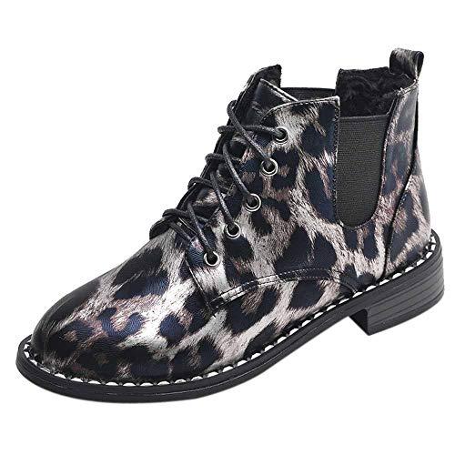 6c0a6aee3efc4 Weant Chaussures Femme Bottes Bottines Bottines en Daim à la Mode pour  Femmes avec Bottes Plates