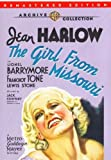 The Girl from Missouri by Lionel Barrymore