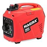 MAGIRA 0,8kW Inverter Stromerzeuger 230V benzinbetriebenen, Generator Notstromaggregat : 800W (0,8kW) - 7000W (7,0kW)