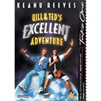 Bill And Ted's Excellent Adventure [DVD] [1990] by Keanu Reeves