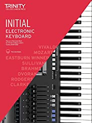 Trinity College London Electronic Keyboard Exam Pieces & Technical Work 2019-2022: Initial G