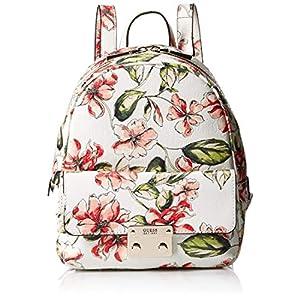 512cw5HkZ6L. SS300  - Guess Tiggy Bowery Backpack, Mochila para Mujer, Rosa, 11.5x27.5x23.5 centimeters (W x H x L)