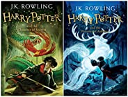 Harry Potter and the Chamber of Secrets (Harry Potter 2) + Harry Potter and the Prisoner of Azkaban (Harry Pot