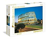 Clementoni – High Quality Collection – Puzzle Roma – del Coliseo, 1000 piezas, 39457