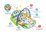 Enlarge toy image: Fisher-Price BMH49 Kick and Play Piano Gym