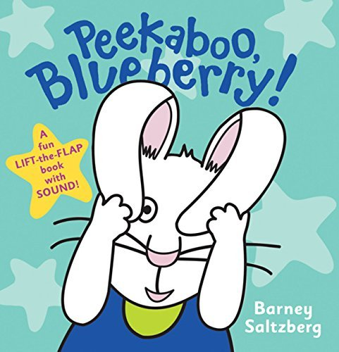 Peekaboo, Blueberry! by Barney Saltzberg (2008-03-01) par Barney Saltzberg