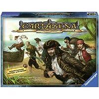 Ravensburger 26618–Carthagène–La passionnante fuir la Forteresse