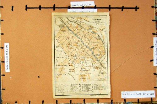 citta-1905-di-pianificazione-della-via-della-mappa-tournai-faubourg-st-martin