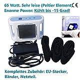 Elektrischer Eisbeutel/Kryolipolyse @home mit -15 Grad / 65 Watt