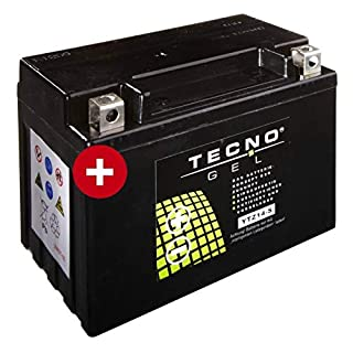 Tecno YTZ14S Gel Batterie R 1200 GS Adventure LC ABS 2014-2016