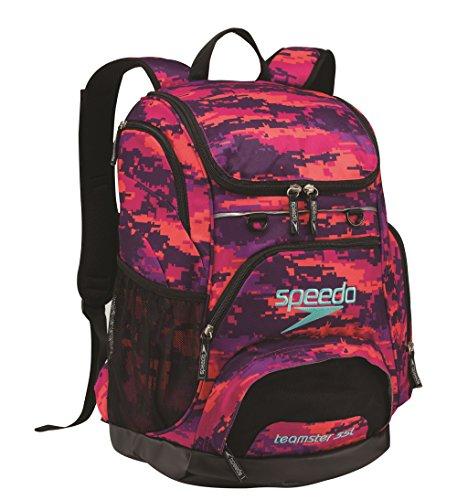 Speedo Teamster Mochila, Unisex Adulto, Morado (Purple / Pink / Lilac), 35 l