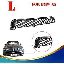 Superior de la rejilla delantera Paragolpes Rejilla Grill Para BMW X5E53LCI 2003–2006