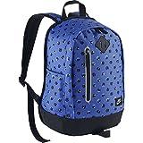 Nike YA CHEYENNE PRINT BP Backpack, Unisex Childs, Blue (Comet Blue/Black/Matte Silve...