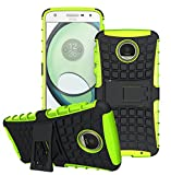 Moto Z Play Handy Tasche, FoneExpert® Hülle Abdeckung Cover schutzhülle Tough Strong Rugged Shock Proof Heavy Duty Case Für Lenovo Moto Z Play + Displayschutzfolie