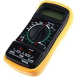 YUIOP XL830L Digital Multimeter AC DC Volt Meter Ammeter Ohmmeter Tester